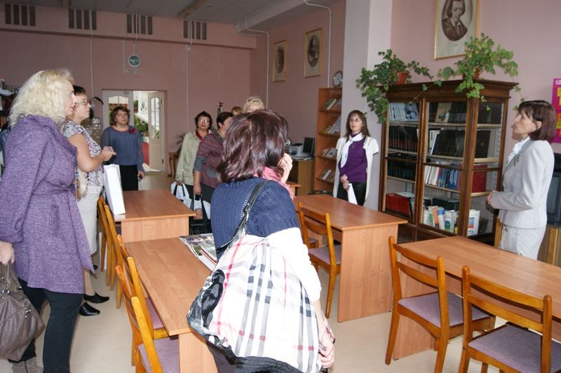 «Библиокаравана – 2012»