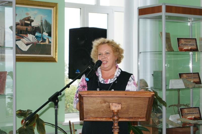 Барсукова Нина Аркадьевна