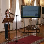 Анастасия Александровна Сусекова, библиотекарь 2 категории МБУ «Централизованная библиотечная система города Ижевска»