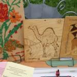 Выставка поделок читателей