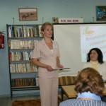 Круглый стол «Патриотическое воспитание в библиотеках: Действенные методы и подходы»