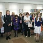 Экскурсия в центральной городской библиотеке г. Ульяновска