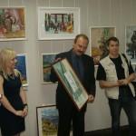 Открытие выставочного зала, посвящённого творчеству А.А. Пластова